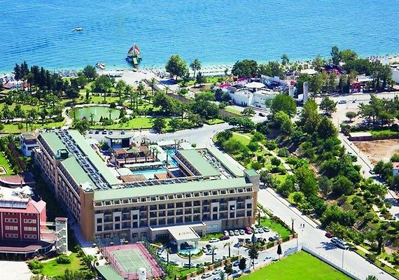 CRYSTAL HOTEL DELUXE RESORT AND SPA KEMER